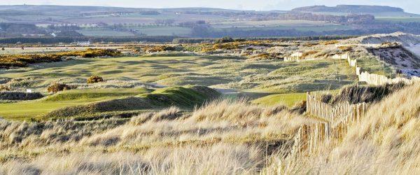 Unsung Hero: golf in Angus