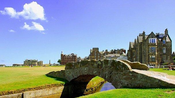 The Swilken Bridge St Andrews
