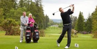 De Vere celebrates birthday of alternative golf club