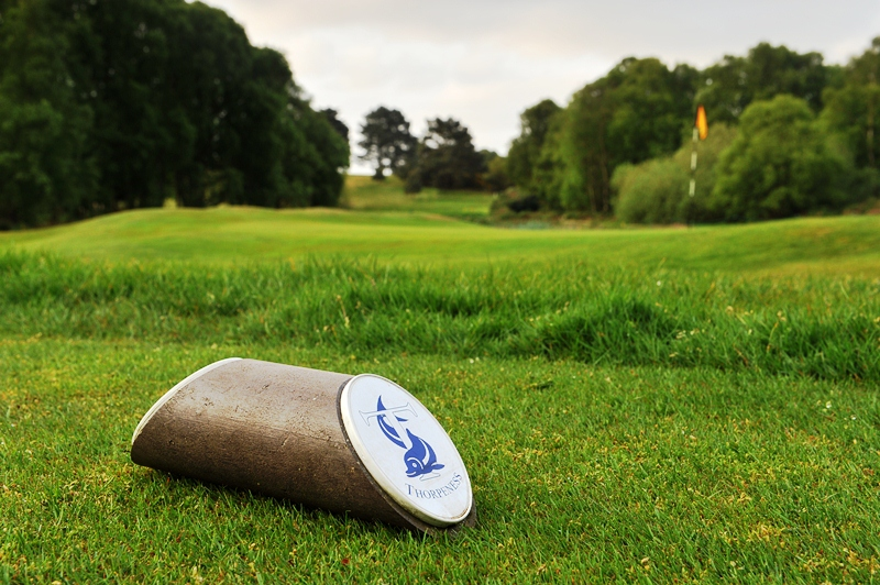 Thorpeness is one the finest golf courses in Suffolk