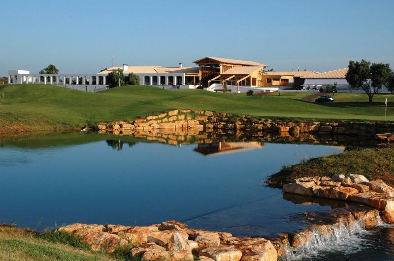 The Victoria Course at Villamoura on Portugal's Algarve