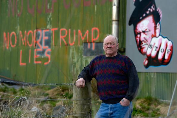 Scottish farmer Michael Forbes