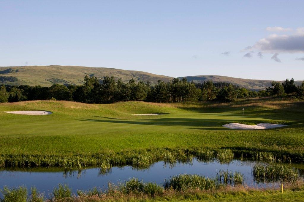 The PGA Centenary Course - 16th holeweb
