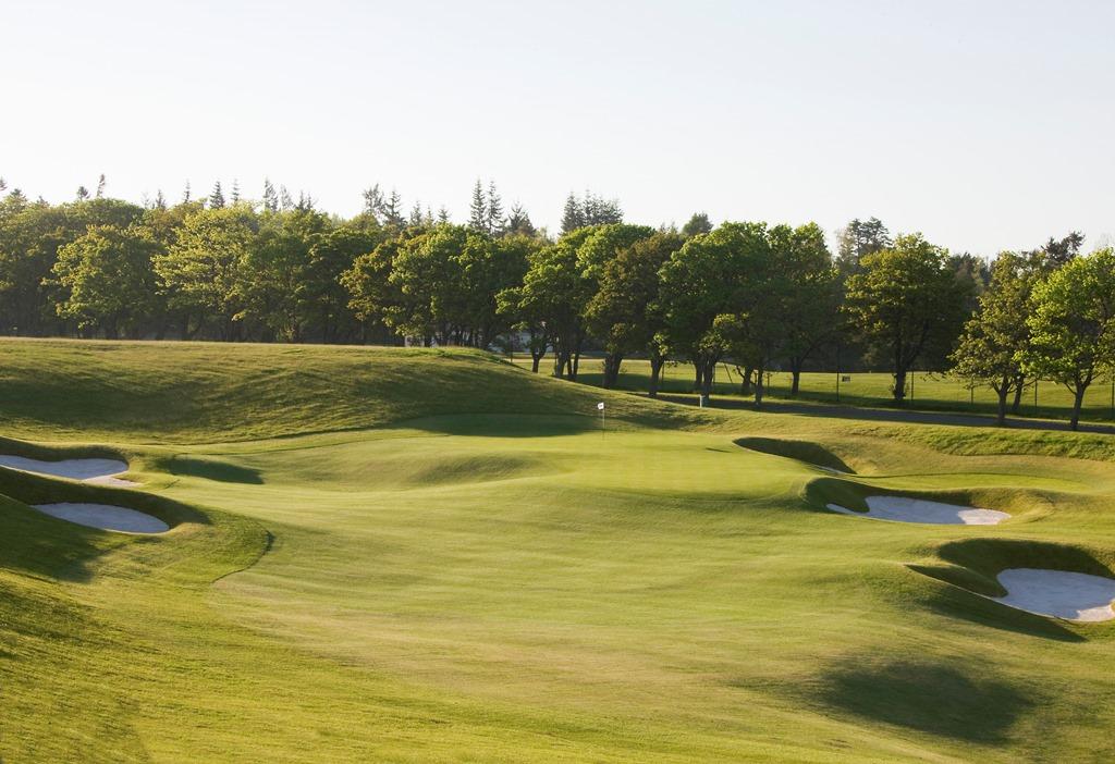 The PGA Centenary Course - 18th holeweb