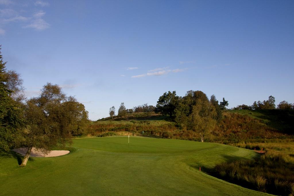Hole 5 Gleneagles PGA Centenary Course