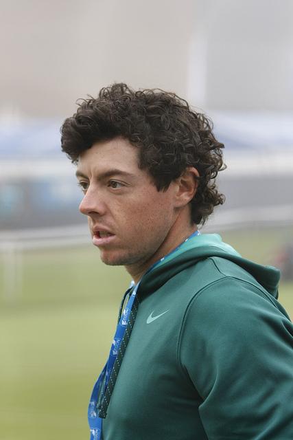 Rory McIllroy golfer