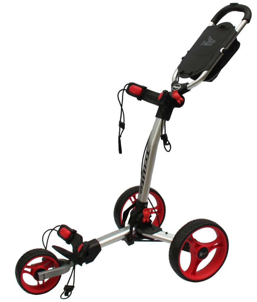 Axglo TriLite golf trolley