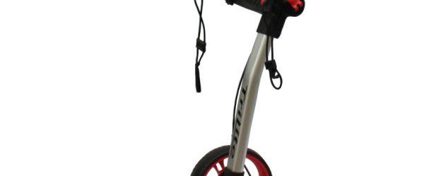 Finally, a travel-friendly golf trolley
