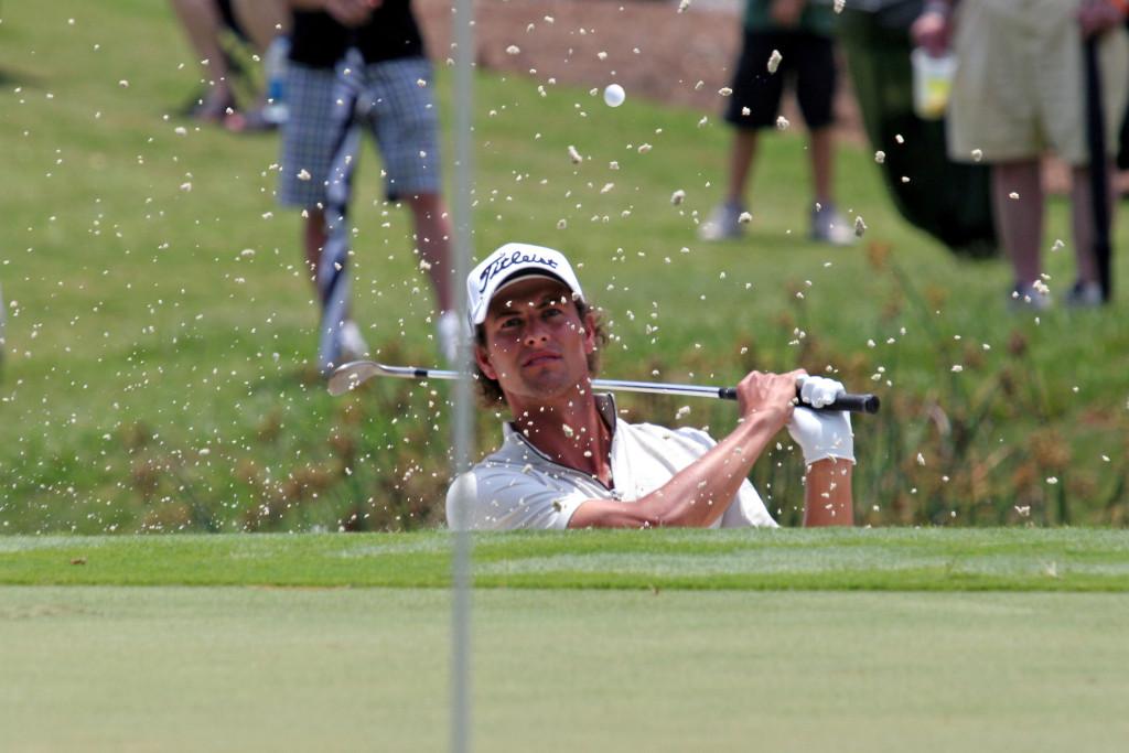 Adam Scott Olympic Golf