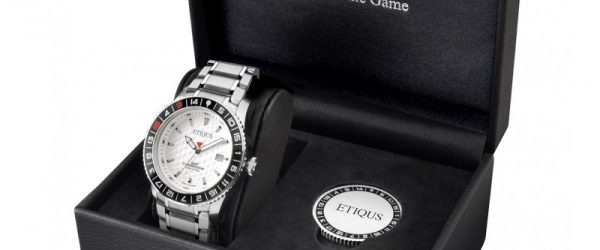 Luxury ETIQUS watches crafted for golfers