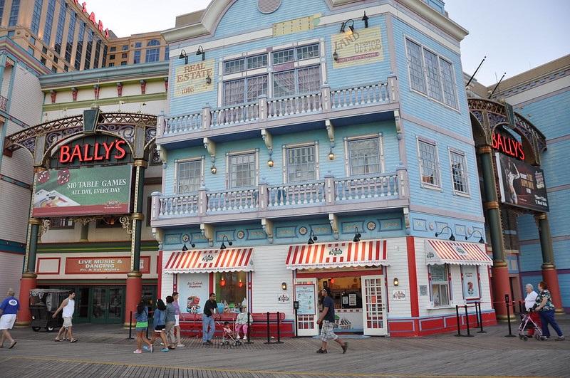 Bally's Beach Bar Atlantic City - copyright momentcaptured1