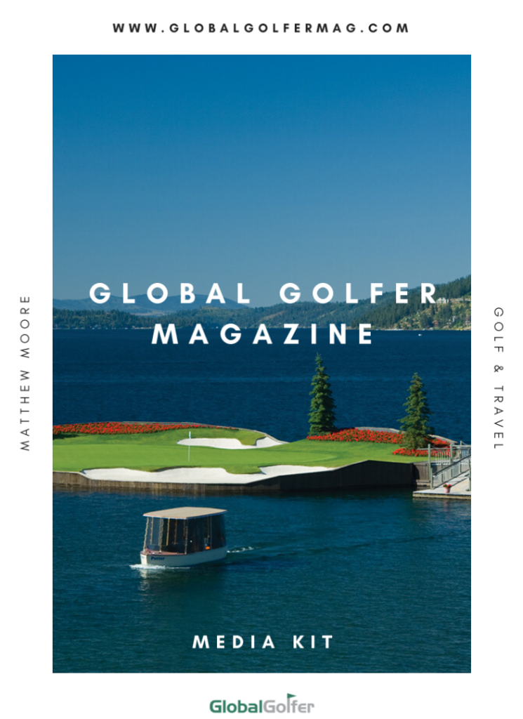 Global Golfer Magazine Media Kit 2020