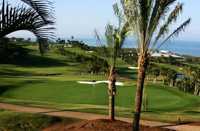 Abama Golf Resort - Dave Thomas designed jewel in Tenerife's crown