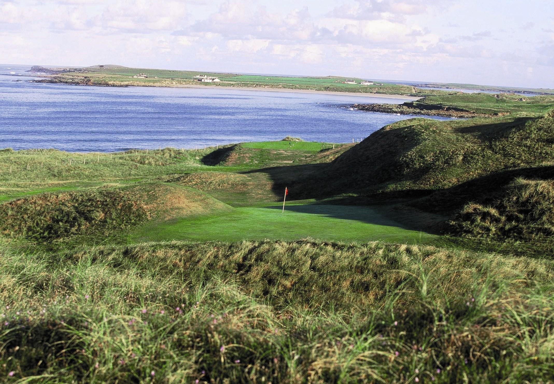 Carne Golf Club Ireland
