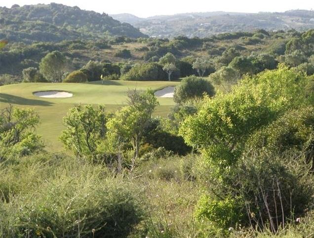 Newest golf course on the Algarve, Espiche Golf