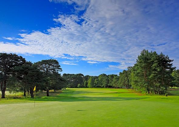 Ferndown Golf Club Dorset