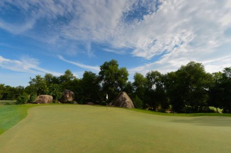New Faldo golf course in Vietnam