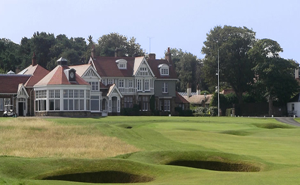 Muirfield Clubhouse