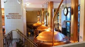 Heineken Brewery Amsterdam