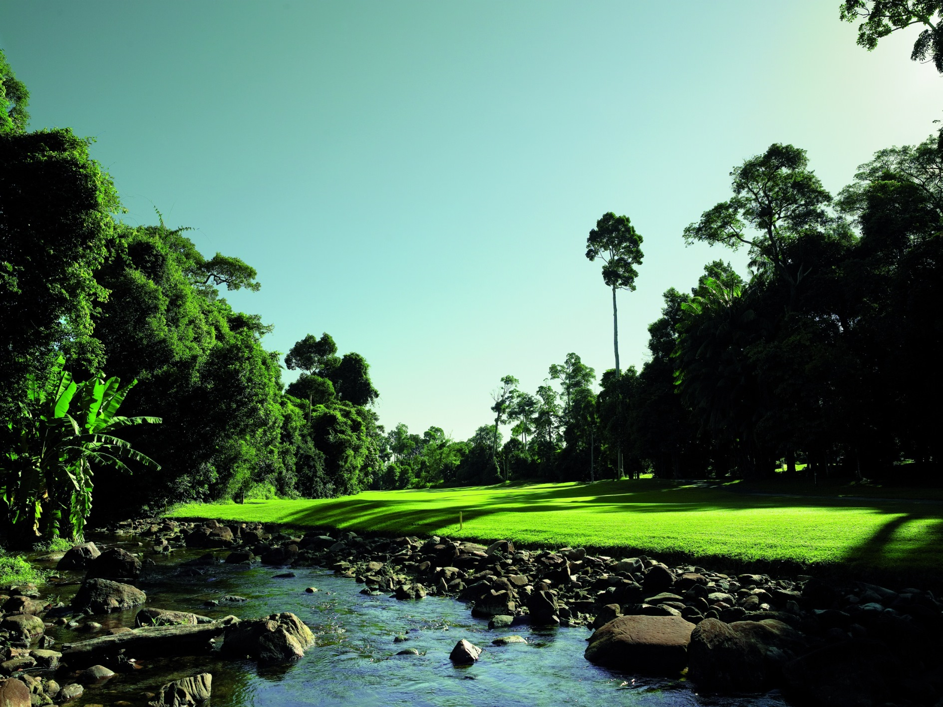 Els Club Teluk Datai golf course