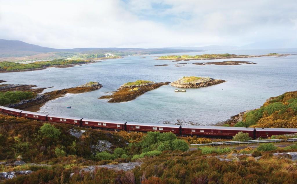 Royal Scotsman sleeper train