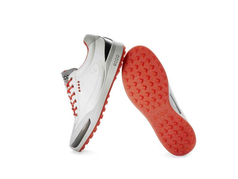 ECCO GOlf BIOM Hybrid Natural Motion golf shoes range