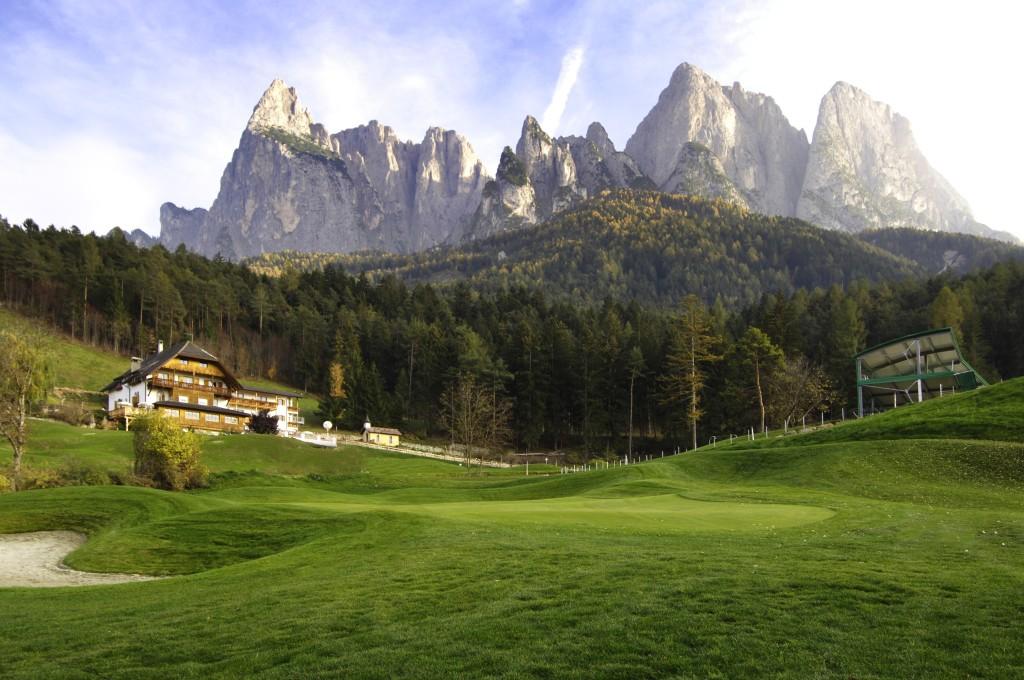 Mountain Golf Breaks in Italy