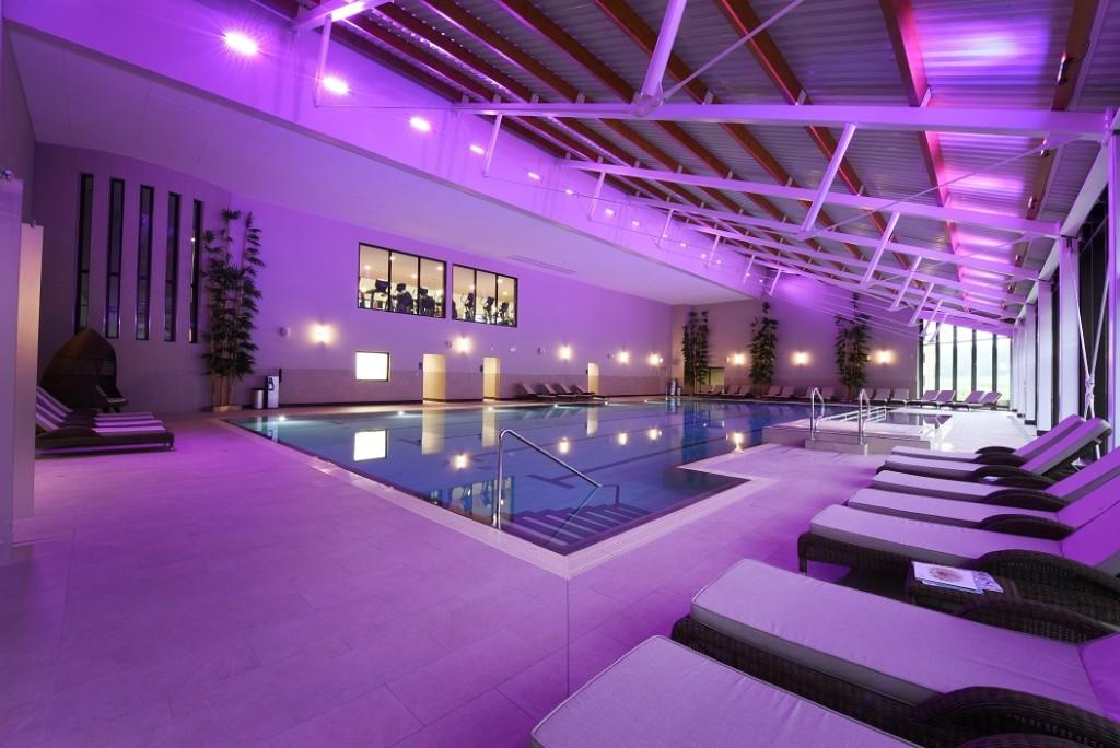 Spa at Ramside pool
