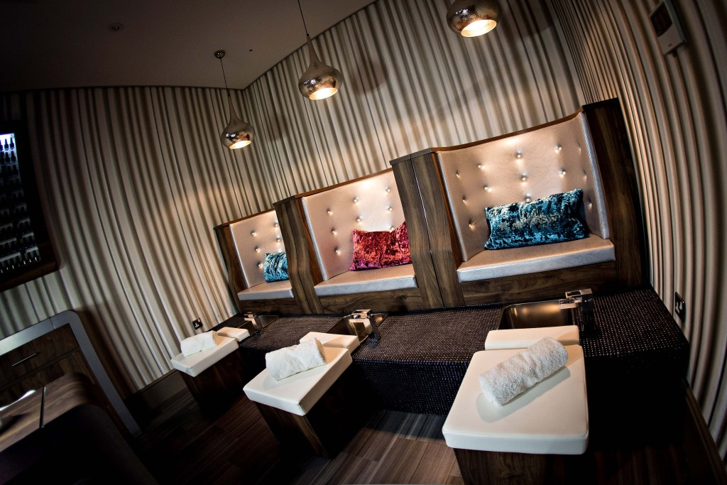 Spa at Ramside has 14 treatment rooms and a luxurious beauty snug