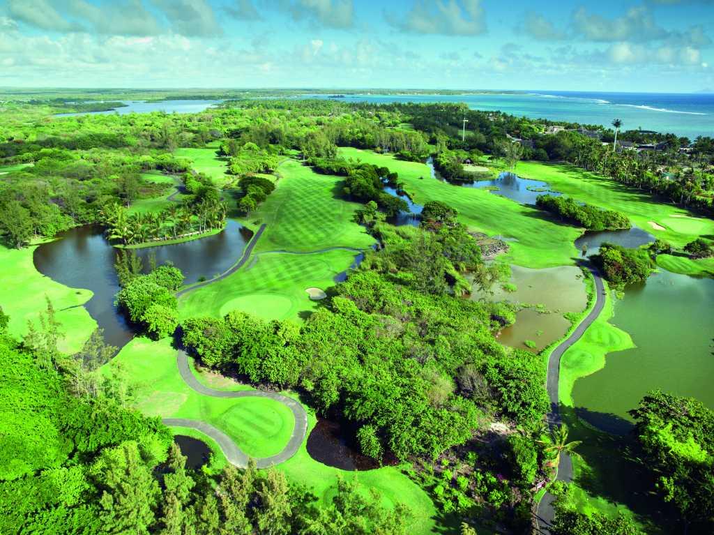 Legends golf at Belle Mare Plage